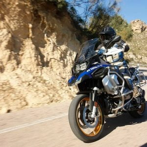 One of the best tour bikes we provide for our motorcycle tours.
