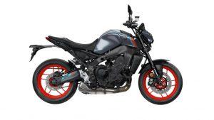 Travelmoto test the Yamaha MT-09 2021 - Japan's dark side strikes back! 4