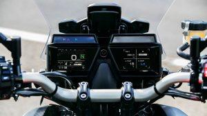 The new Yamaha Tracer900 2021 1