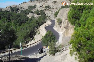 Super twisty roads in Spain 2