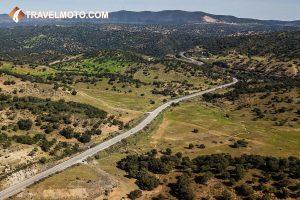 Super twisty roads in Spain 4
