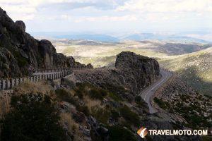 Super twisty roads in Spain 5